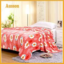 hot sale fleece extra soft custom design children fleece blanket