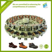 Factory price of shoe making machine rotary equipment