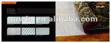 non slip mildew resistance PVC foam mesh underlay backing pad