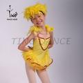 Flor sh045-1 traje para los niños