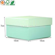 Handmade exquisite paper gift box for birthday