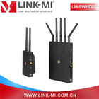 LINK-MI 300m Outdoor WHDI Wireless Video Audio Transmitter and Receiver -Supports SDI/HD SDI/3G SDI and HDMI Signal In and Out