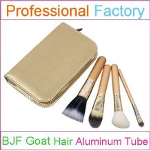4pcs travel wholesale cosmetic brush set max makeup brush set