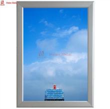 2014 new shenzhen innovative advertising aluminium frame lighting box
