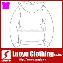2014 blank hoodies