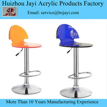 Acrylic swivel bar chair ;swivel base for chair;swivel chair base for recliner