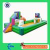 indoor soccer field inflatable mini football field inflatable basketball court for sale