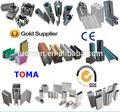 china fornecedor confiável de perfis de alumínio e compenents