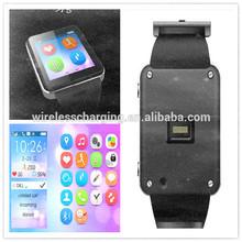 2014 GPS touch screen watch waterproof smart watch Temperature measurement