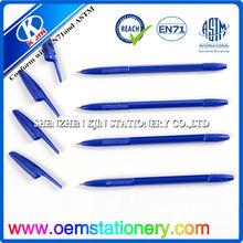 wholesale blue ballpoint pen