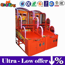 Sales promotion high quality electronic basketball game machine indoor arcade basketball games