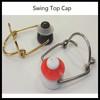 Detachable Swing Top Beer Bottle Cap Model A2 Accept Custom Order and Bottle Stopper Type