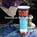 de lujo de fina porcelana de hueso nuevo chino antiguo jarrón de porcelana de gran banquete
