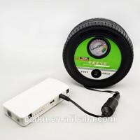 Portabl Automotive Air Compressor Power Inverter Emergency Battery Jump Starter