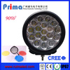 "Fit for chinese atvs parts,7"" 90W led work light accessories for hyundai i10"
