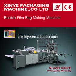 wenzhou Xinye air Bubble Film Bag Making Machine Bubble bag