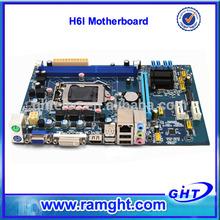Under $50 memtest Lga1155 H61 cheap computer motherboards for desktop