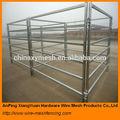 quente mergulhado galvanizado caixa de trilhos painéis cavalo para a venda na austrália padrão