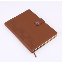 High Quality Agenda Note book With Lock