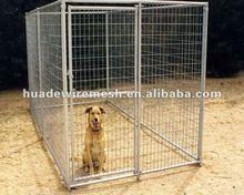 Dog kennel fence panels/dog fence cage/folding metal dog fence panel