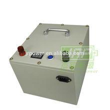 High quality LFP 12V/24V 400Ah LifePo4 battery pack for Solar and motohome