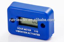 Powersports LCD Vibration Hour Meter for Suzuki Generators Outboards Quad Jet Ski