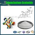 Alta pureza 99% matérias-primas farmacêuticas de triancinolona acetonida