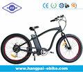 2014 fuerte fat tire bicicleta de playa de la eléctrica crucero de la playa de la bicicleta con fat tire ( HP-E015 )