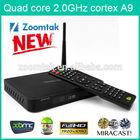 2014 best selling tv box android hd sex pron video Alml S802 quad core 4K tv box google 4.4 tv boxmedia player network streamer