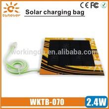 solar panel charger monocrystalline silicon 2.4W