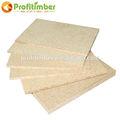 chapa de madera paneles de partículas de precio de fábrica