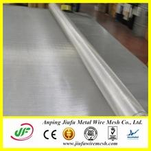 anping jiufu fabbrica di acciaioinossidabile tela metallica prezzo al metro quadro