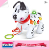 buy toys from china baby educational pull line electric walking dog toy for kids