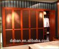 خزانة الملابس الخشبية المهنية الصانع