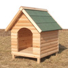 dog house wooden
