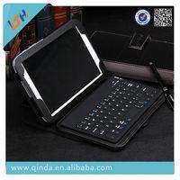 V3.0 Wireless Bluetooth Keyboard Leather Case for Samsung N5100 Galaxy Note 8.0 N5100