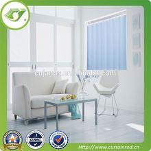 PVC vertical roller blinds/clear plastic roller blind