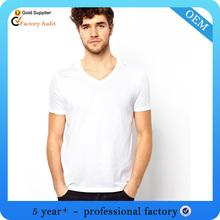 bulk plain white t-shirts / high quality plain t-shirts