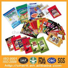 gravure printing and laminated plastic flexible packaging seasonings plastic sachet