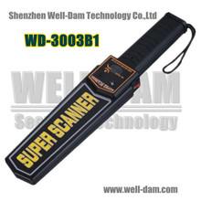 Yüksek performanslı uzun menzilli yeraltı altın dedektörü/derin arama metal dedektörü/süper altın tarayıcı