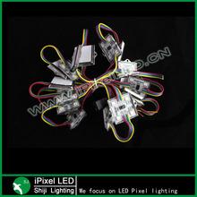 DC12V 4pcs RGB led module pixel led lights moudle pixel