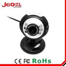 Wholesale hot sale usb pc hd webcam web camera with light