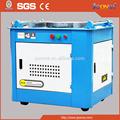 4kw 100% de garantía de la ronda de barra de flexión de la máquina/manual de máquina de hierro forjado gw50