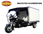 MAYA150 CLOSEDVAN Electric scooter for delivery eec,cheap trike for sale,eec approved 150cc,250cc