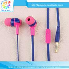 2014 hottest selling 2.5mm earphone jack