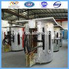 0.5Ton mini scrap copper smelting furnace in Henan
