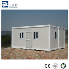 Sandwich Panel Steel Structure Ready Made Container House