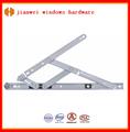 Einstellbar aluminium fensterband/friktionsschere/Fenster bandtypen