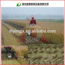 1.2m cutting width rice reaper/paddy rice cutter/rice cutting machine