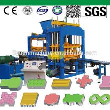 QT5-15 hydraulic kerb machine on sale